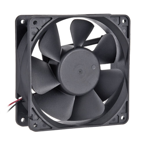 SNOWFAN Authorized 120mm x 120mm x 38mm 24V Brushless DC Cooling Fan #0313