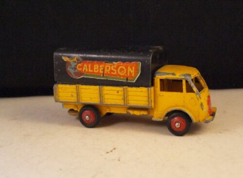 dinky F 25JJ camion Ford bâché Calberson peu fréquent