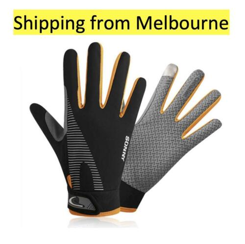 Bike glove full and half finger cycling gloves touch screen Breathable windproof