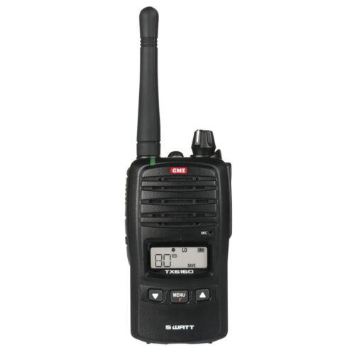 GME 5W UHF Transceiver TX6160 with Accessories