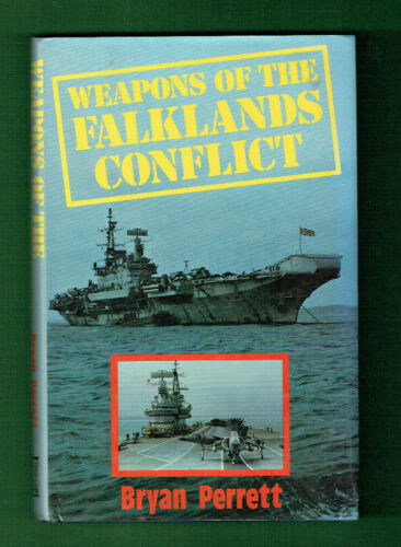 #CC.   WEAPONS OF THE FALKLANDS CONFLICT  BOOK Other Eras, Wars - 135