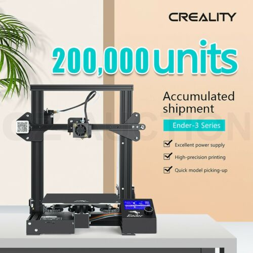 Creality Official Ender 3 Pro 3D Printer Magnetic Resume Printing 220x220x250mm