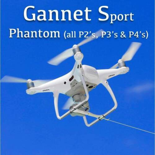 DRONE FISHING L GANNET SPORT DRONE FISHING BAIT RELEASE FOR DJI PHANTOM DRONES