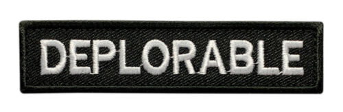 """Deplorable Tactical Patch [""""VELCRO® brand"""" Fastener - MD-5]Army - 48824"""