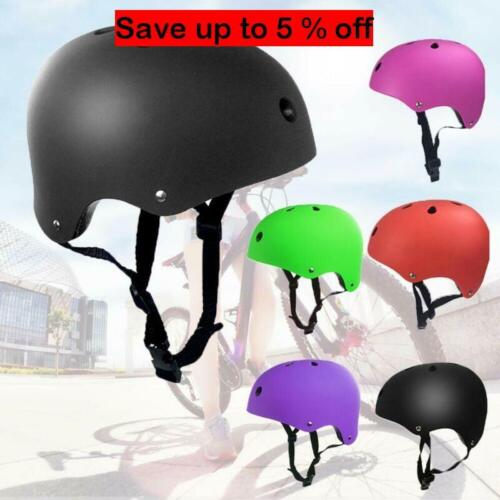 Kids Adult Safety Bicycle Helmet Cycling Skateboard Hiking Outdoor Sport Fashion