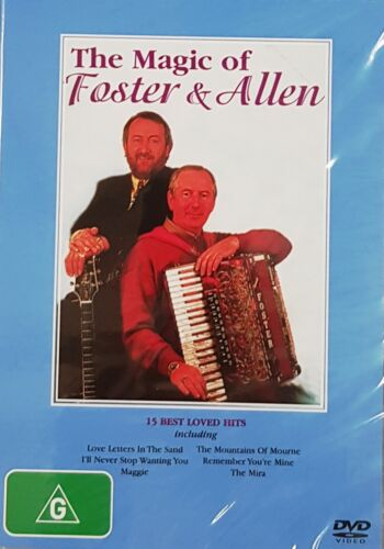 Foster and Allen - The Magic of (DVD)