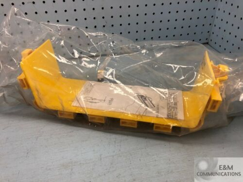 NEW FGS-JUNC-F ADC TE COMMSCOPE FIBERGUIDE YELLOW 4 X 12 INCH JUNCTION KIT NEW