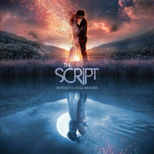 Sunsets & Full Moons - The Script ALBUM CD  RELEASED 08/11/2019