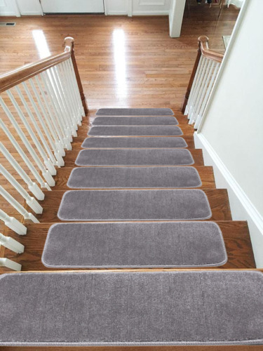 New Carpet Stair Treads NON-SLIP MACHINE WASHABLE Mats/Rugs, 22x67cm, 13pc -15pc <br/> ONLY EMMAHOME SALES IN UK, 100% MONEY BACK GUARANTEE