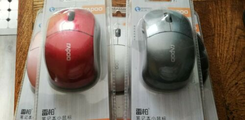 Rapoo N6000, 1000dpi USB Wired Mouse.