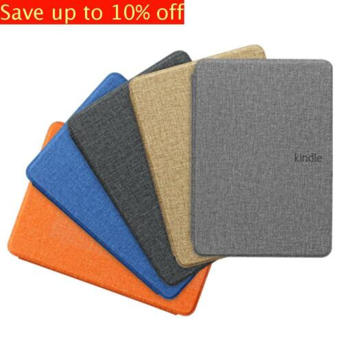 Smart Case Cover Cloth Texture Protective Shell For Kindle 8/10th Gen Paperwhite