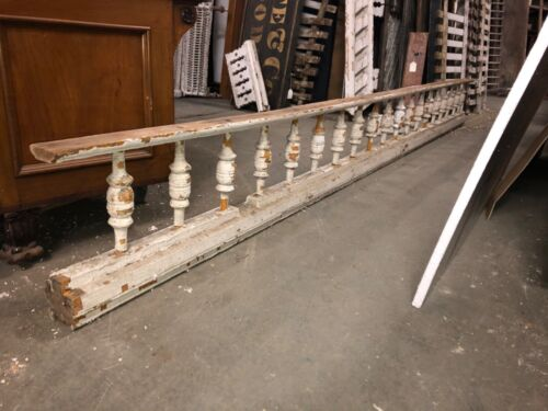 "vintage victorian age porch spandrel gingerbread spindles 125"" x 13"" x 2.75/4"""