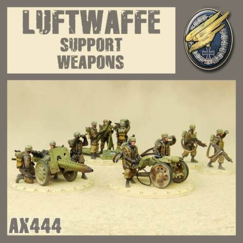 AX444 - LUFTWAFFE SUPPORT WEAPONS  - DUST 1947