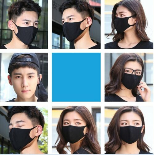 50 Cotton Breathable Filter Anti-Haze Protective Massk