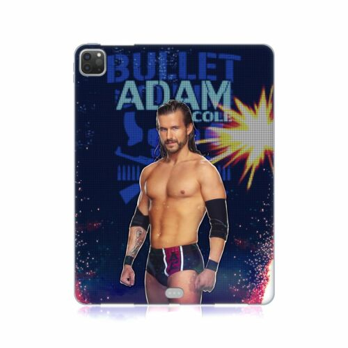 OFFICIAL WWE ADAM COLE GEL CASE FOR APPLE SAMSUNG TABLETS