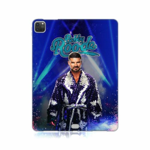 OFFICIAL WWE BOBBY ROODE GEL CASE FOR APPLE SAMSUNG TABLETS
