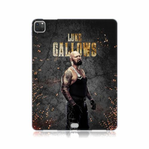 OFFICIAL WWE LUKE GALLOWS GEL CASE FOR APPLE SAMSUNG TABLETS