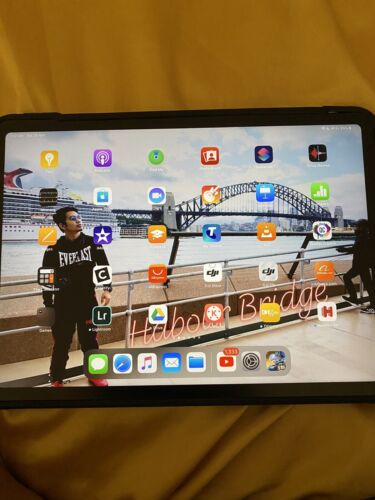 Apple iPad Pro (2018). 1TB, Wi-Fi + 4G (Unlocked), 11 in - Silver (AU Stock)