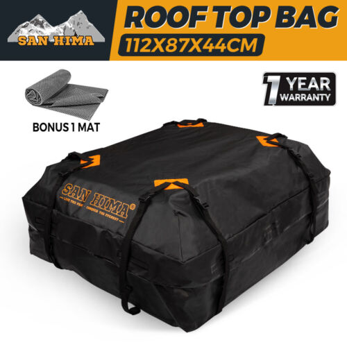428L Car Roof Top Cargo Bag Waterproof Luggage Carrier Storage Travel <br/> ✔Top Seller✔Free Delivery✔Fast Dispatch✔AU Stock