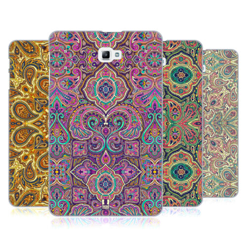 HEAD CASE DESIGNS INTRICATE PAISLEY HARD BACK CASE FOR SAMSUNG TABLETS 1