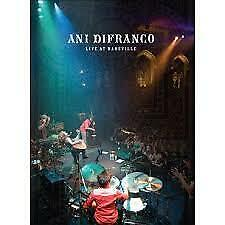 Ani Difranco Live at Babeville 2008 (DVD) Brand New and Sealed All Regions