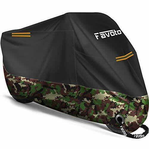 Motorcycle Cover Waterproof Motorbike Protector Heavy Duty Outdoor Protection <br/> ✅Trusted Seller✅Superior Quality✅Money Back Guarantee✅
