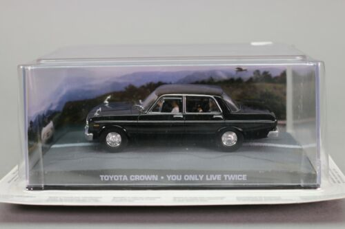 ZT125 Voiture James Bond 007 56 1/43 Toyota Crown You only live twice