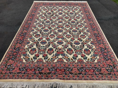 Amazing color and Design SAROUK  RUG 6x9ft