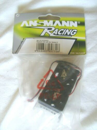 Ansmann Racing heatsink with double fan for engine with clip new sealed