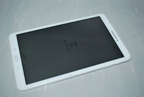 Samsung 10.1 sm-t580 16gb Tablet Factory Reset Used