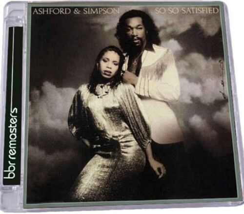 Ashford & Simpson - So So Satisfied (Expanded Edition) bbr new remaster cd