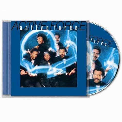 Active Force - Active Force   New cd   (funk.soul)