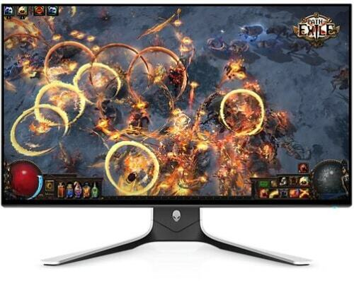 Alienware 27 AW2721D Gaming Monitor QHD 2560x1440 240Hz G-SYNC