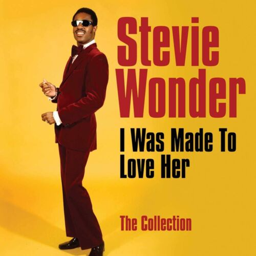 Stevie Wonder I Was Made To Love Her : la Collection (2011) 12-track CD Neuf