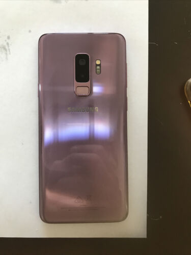Samsung Galaxy S9 256GB Lilac Purple MINT CONDITION + FREE LIFEPROOF CASE
