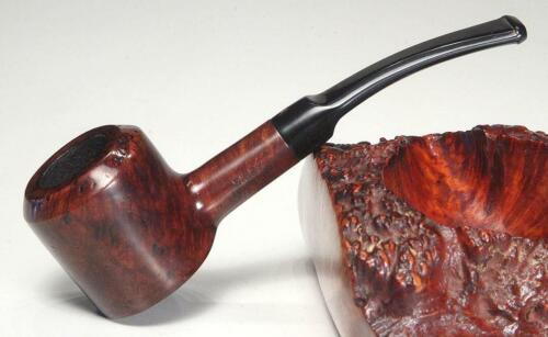 GBD Made DIGBY, London Made, 1345 Unique Poker Design, Excellent Shape!