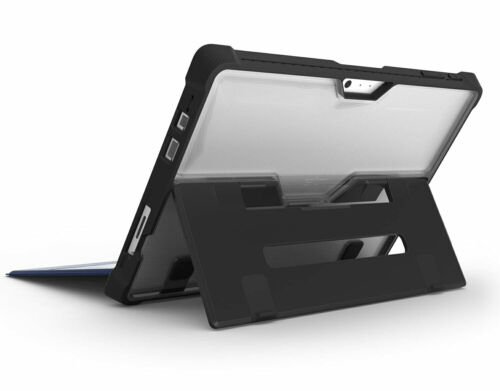 STM CASE FOR MICROSOFT SURFACE PRO/4 DUX SHELL RUGGED BLK STM-222-167L-01