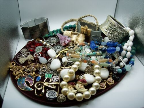 JEWELRY LOTCollections, Lots - 10972