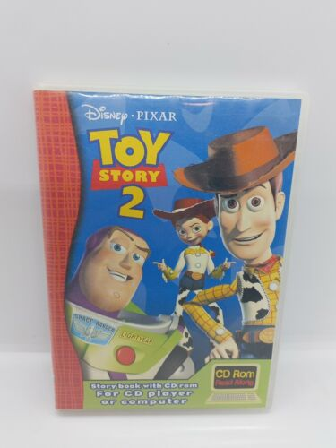 Toy Story 2 Read A Long 2000 Cd Rom PC Childrens Learning Resource
