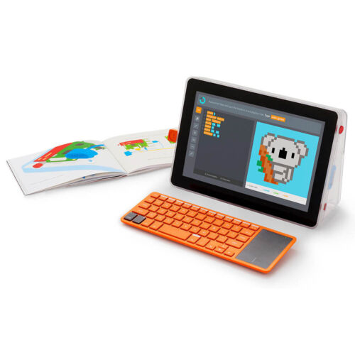 Kano Computer Kit Complete Make Your Own Laptop w/ Tablet Screen