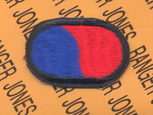 Special Operations Command Korea Airborne SOCKOR para oval patch Type 5 m//e