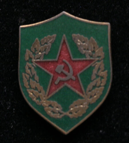 SOVIET UNION GUARD INFANTRY HAT LAPEL PIN TIE TAC RUSSIA GIFT WOWOther Militaria - 135
