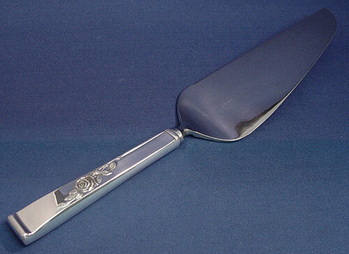 CLASSIC ROSE-REED & BARTON STERLING HH PIE/CAKE SERVER(S)