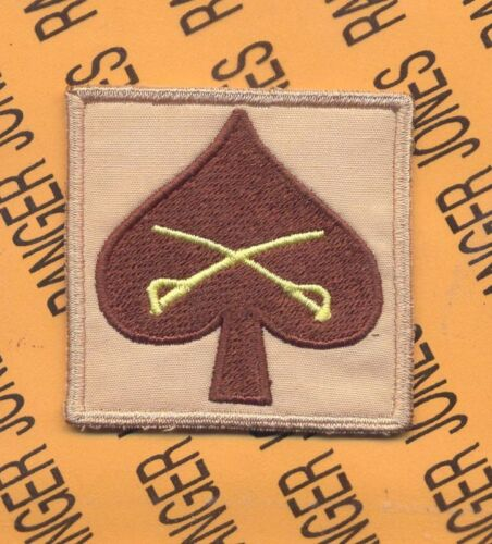 1-61 CAV 506 Inf 4 Bde 101 Airborne HCI Helmet patch COther Militaria - 135