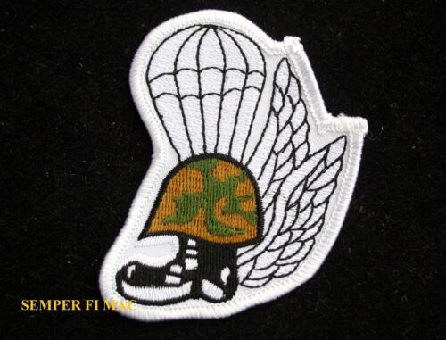 PARACHUTE JUMP WINGS PATCH NAVY ARMY MARINES AIR FORCE USCG USA BOOTS SAR RECONMarine Corps - 66531