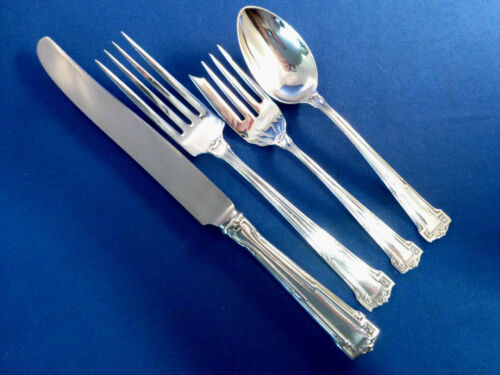 DAUPHINE-WALLACE 4PC LUNCH PLACE SETTING-FRENCH