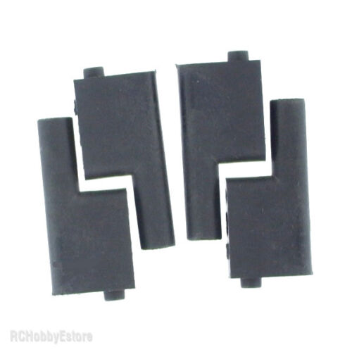 02047 Radio Tray Post 4pcs 1/10 Scale Spare Part For HSP Atomic RC Warhead Buggy