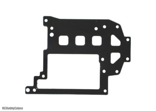 02069 Radio Tray Plate 1/10 Scale Spare Parts For HSP Atomic Himoto RC Car