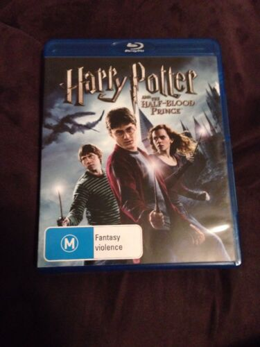Harry Potter and the Half-Blood Prince: 2-Disc Set (Blu-Ray, M)