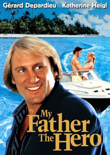 My Father The Hero (Gerard Depardieu) Region 4 New DVD